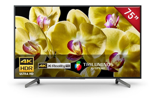 Smart Tv Sony Led 75 Pulgadas 4k Uhd Android Tv Netflix