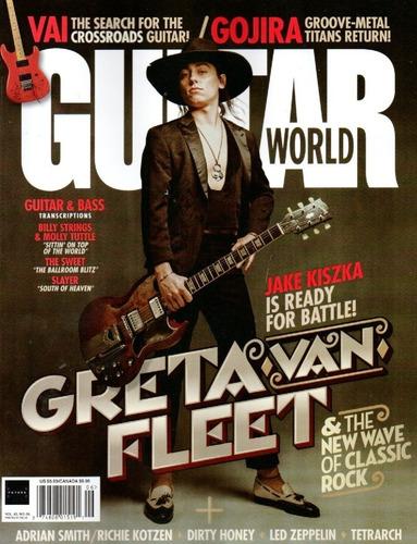 Guitar World - Revista De Lições Dos Maiores Guitarristas