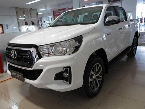 Toyota Hilux Cd Dsl 4x4 Srv At 20/20