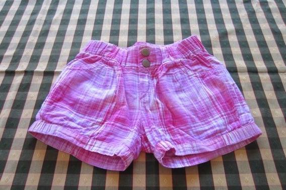 Dos Shorts De Nena, Marcas Europeas!!!, Casi Nuevos!!!, Impe