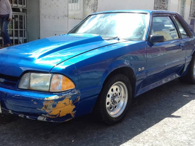 Ford Mustang 1983 Sincronico