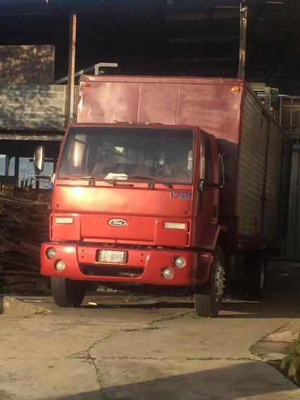 Ford Cargo 1721 Rojo Año 2004