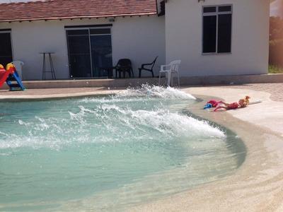 Casa 007 - Pisicina, Tvcable, Equipo Sonido, Voleibol Playa