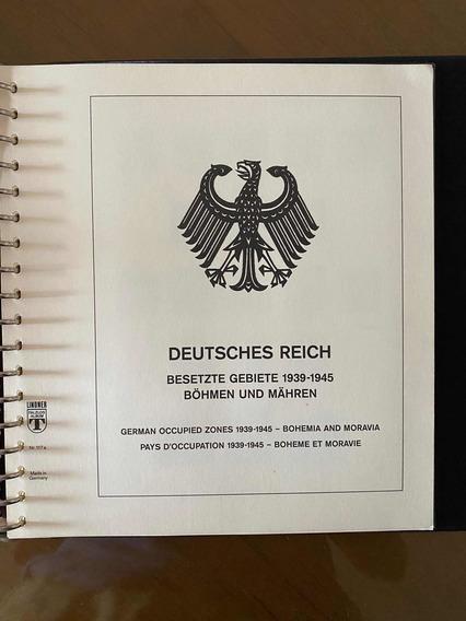 Sellos Tercer Reich. Ocupación Bohemia Y Moravia. Completa.