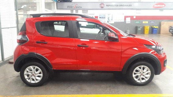 Fiat Mobi Retira Ya Con $12000 O Tu Usado! Y Cuotas Fabrica!