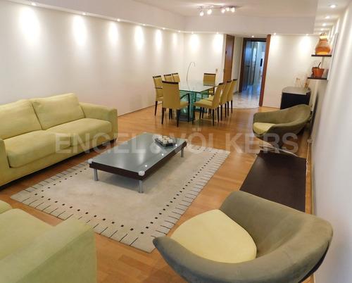 Impecable Apartamento 3 Dor Y Servicio En Pocitos