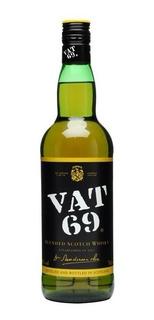 Whisky Vat 69 Malta Escocesa Envio Gratis Caba Oferta