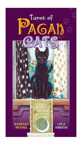 Tarot Of Pagan Cats Tarot, Origina Y Nuevo