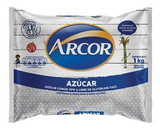 Azúcar Arcor - Bulto X 10 Kg - Lollipop