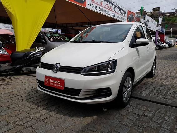 Volkswagen Fox 1.6 Trendline Total Flex 5p 2015