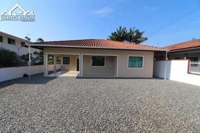 1256 Casa | Balneário Barra Do Sul - Pinheiros - 1256