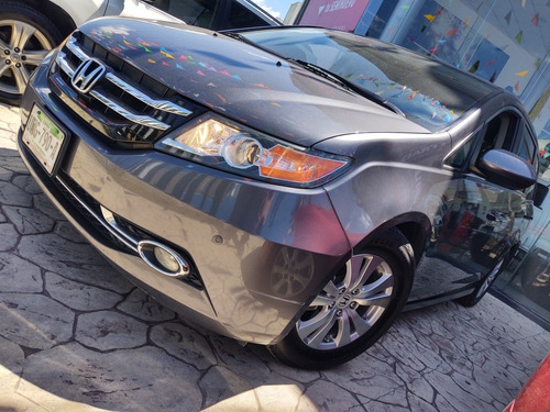 Imagen 1 de 15 de Honda Odyssey 2016 3.5 Exl At