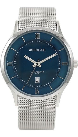 Reloj Prototype Hombre Stl-6271-02 Envio Gratis