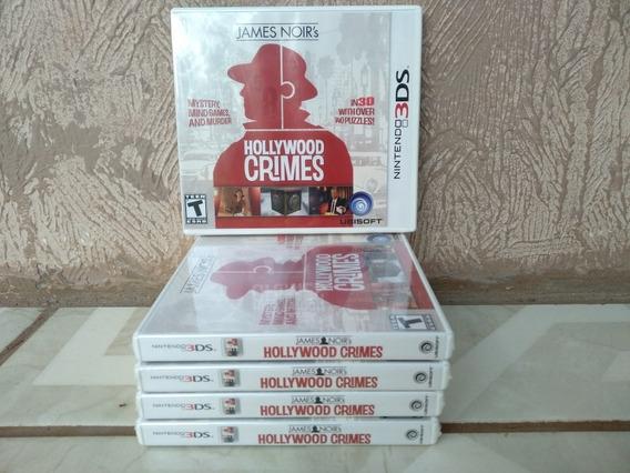 James Noir Hollywood Crimes 3ds.