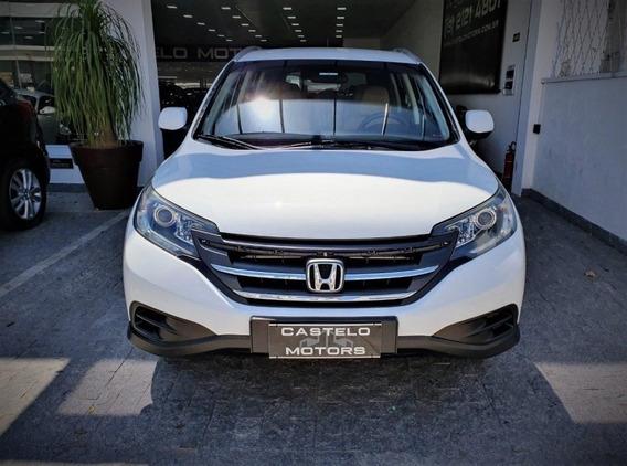 Honda Crv 2.0 Lx 4x2 16v Gasolina 4p Automatico 2012/2012