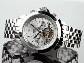 Relógio Yves Camani Worldtimer Silver