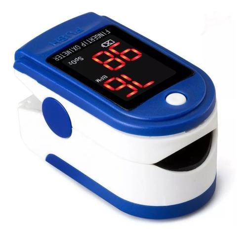Oximetro Medidor Oxigeno Pulsaciones Saturometro Pulso Spo2