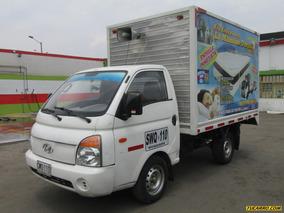 Furgones Hyundai Porter