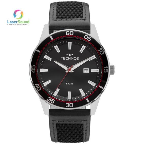 Relógio Technos Masculino 2115mmz/0p, C/ Garantia E Nf