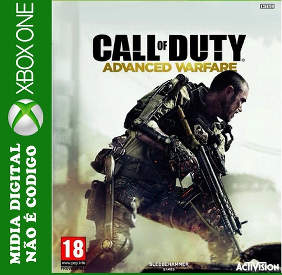Call Of Duty Advanced Warfare Gold Edition -digital Xbox One