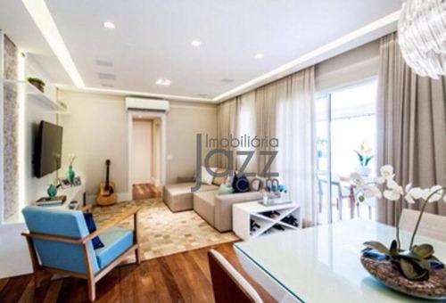 Aconchegante Apartamento Com 2 Dormitórios À Venda, 93 M² Por R$ 900.000 - Vila Leopoldina - São Paulo/sp - Ap5539