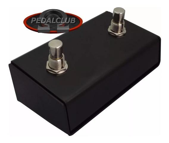 Footswitch Boss Fs6 Em Aço Rc3 Me20 Gt1 Gt001 Roland Cube