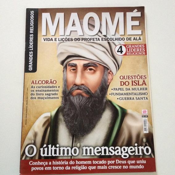 Revista Grandes Lideres Religiosos Maomé N°01