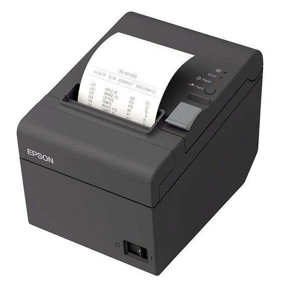 Impressora Não Fiscal Térmica Epson Tm T20 Usb L112026b