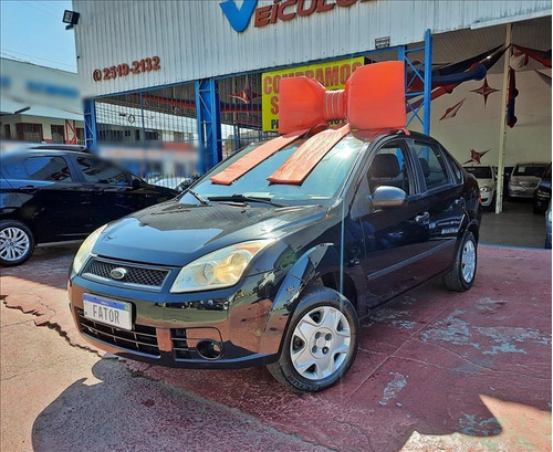 Imagem 1 de 9 de Ford Fiesta Fiesta 1.6 Mpi Sedan 8v Flex 4p Manual 2008