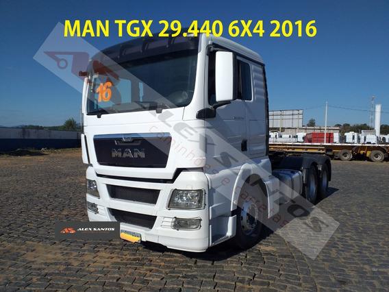 Man Tgx 29.440 6x4 - Automático