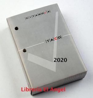 Taco Calendario Citanova 2020