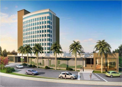 Sala Comercial Pronta - Edf. Evolution Business