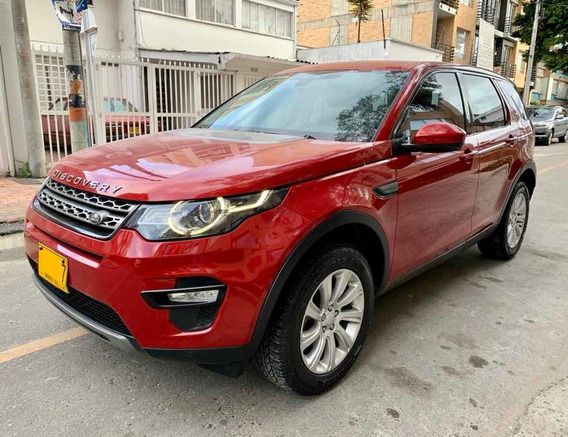 Land Rover Discovery Sport Se 2.0t 4x4 Tp 2016
