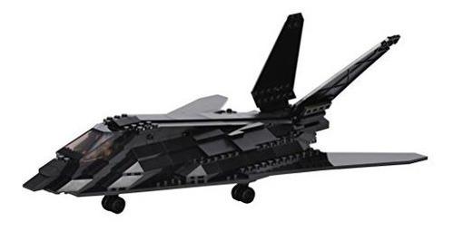 Ultimate Soldier Stealth Fighter Jet Kit De Construccion Mi