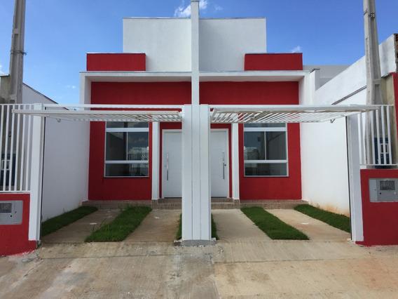 Casas Terrea Santa Marta Sorocaba 2 Quartos A Vista 140 Mil