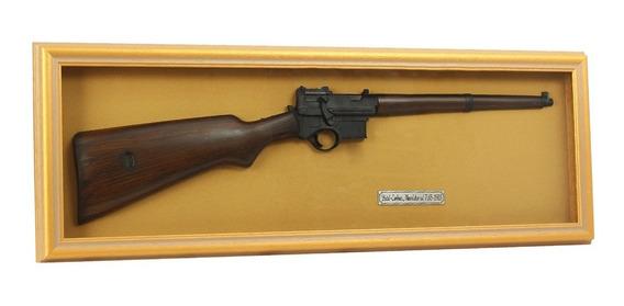 Quadro Decorativo Carbine Mannlicher 1903 Cal. 7,65