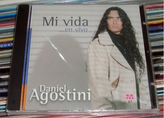 Daniel Agostini Mi Vida...en Vivo Cd Nuevo Kktus