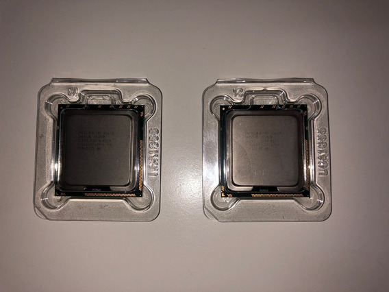 2x Microprocesadores Intel Xeon X5650 | Matching Pair
