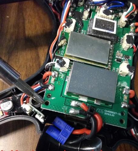 Conserto De Drones Hubsan, Syma, Eachine E Outras Marcas