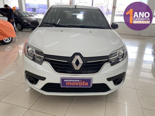 Imagem 1 de 8 de  Renault Sandero Life 1.0 12v Sce (flex)