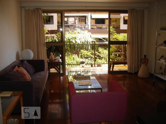 Apartamento Para Aluguel - Jardim Botânico, 3 Quartos, 120 - 893065960