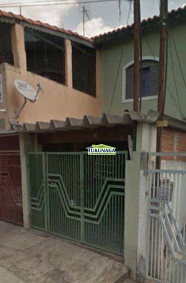 Ótima Oportunidade !!! Sobrado A Venda No Jardim Jovaia - Guarulhos. - So0187