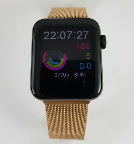 Reloj Smartwatch Tressa Sw-100 Edicion Limitada Android Ios
