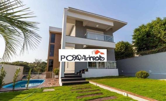 Casa Para Alugar, 693 M² Por R$ 7.000,00/mês - Guarujá - Porto Alegre/rs - Ca0621