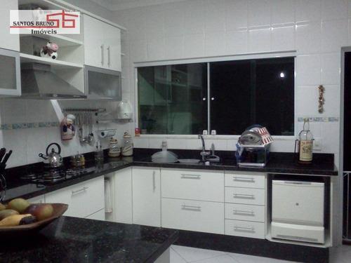Sobrado Com 3 Dormitórios À Venda Por R$ 690.000,00 - Freguesia Do Ó - São Paulo/sp - So0049