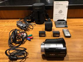 Handycam Sony Hdr-sr10 C/ Hd 40gb Usada