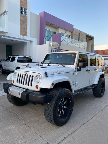Imagen 1 de 7 de Jeep Wrangler Sahara 2013