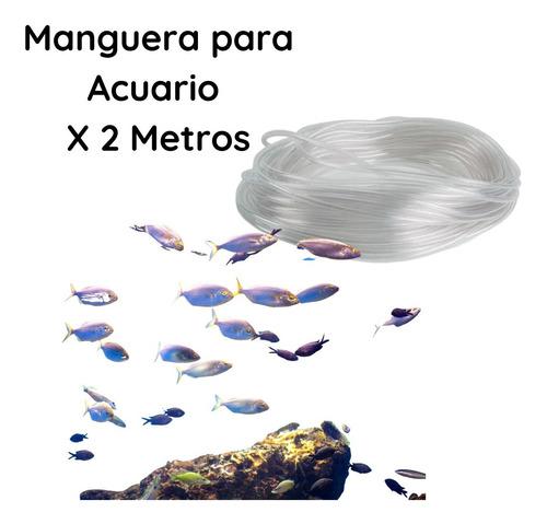 Manguera De Acuario Por 2 Metros