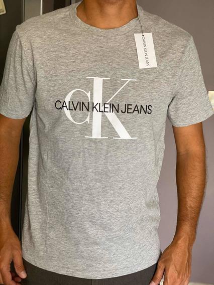 Remeras Calvin Klein Originales ( Color Gray)