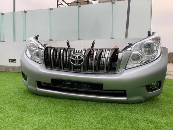 Kit Delantero Y Trasero Toyota Land Crusier Prado 2010-2012